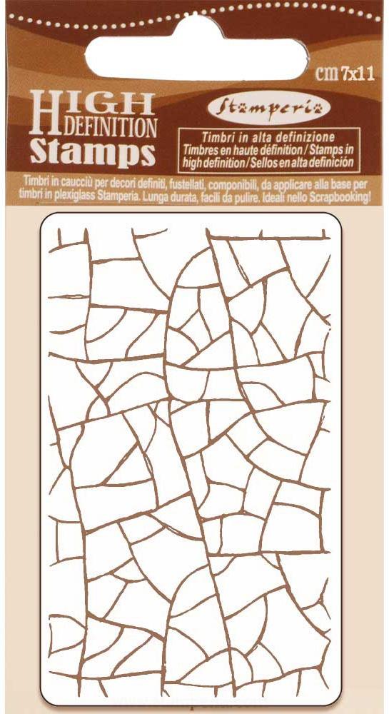 Crackle Stamp