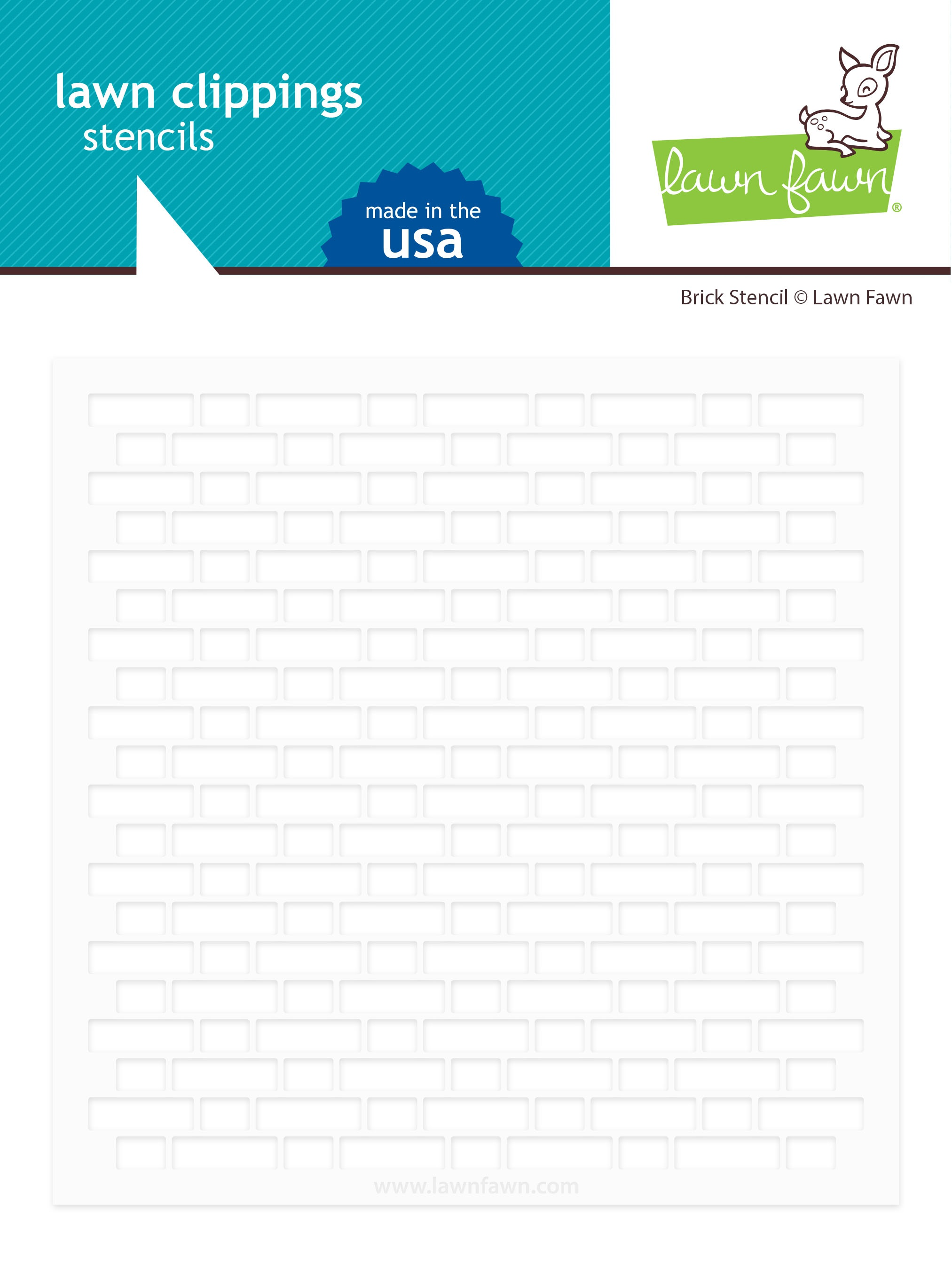 Stencil-Brick