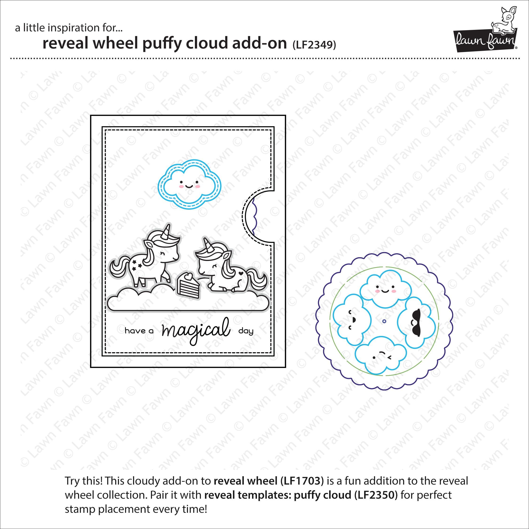 RW Puffy Cloud Die Add-On