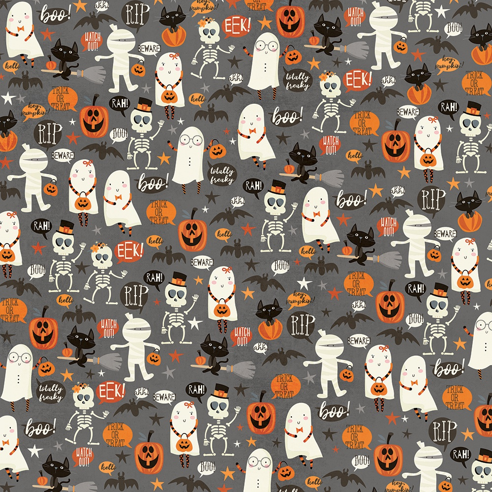 Boo Crew - Our Little Spooks