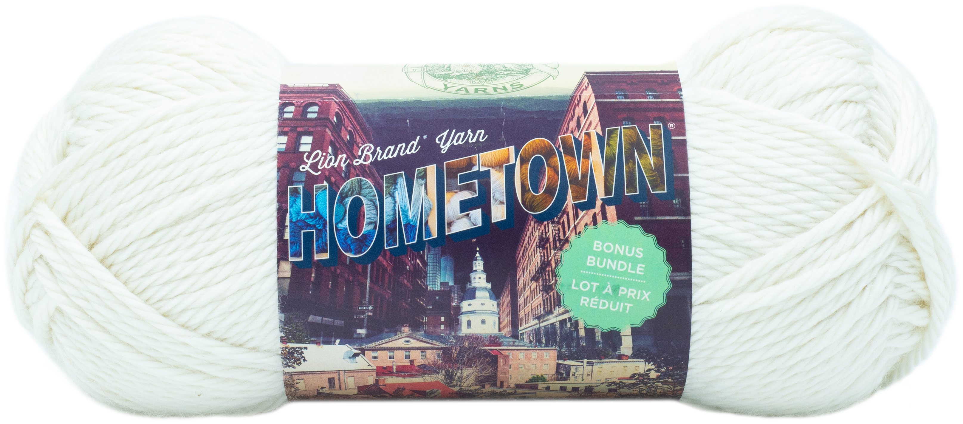 Lion Brand Hometown Bonus Bundle Yarn