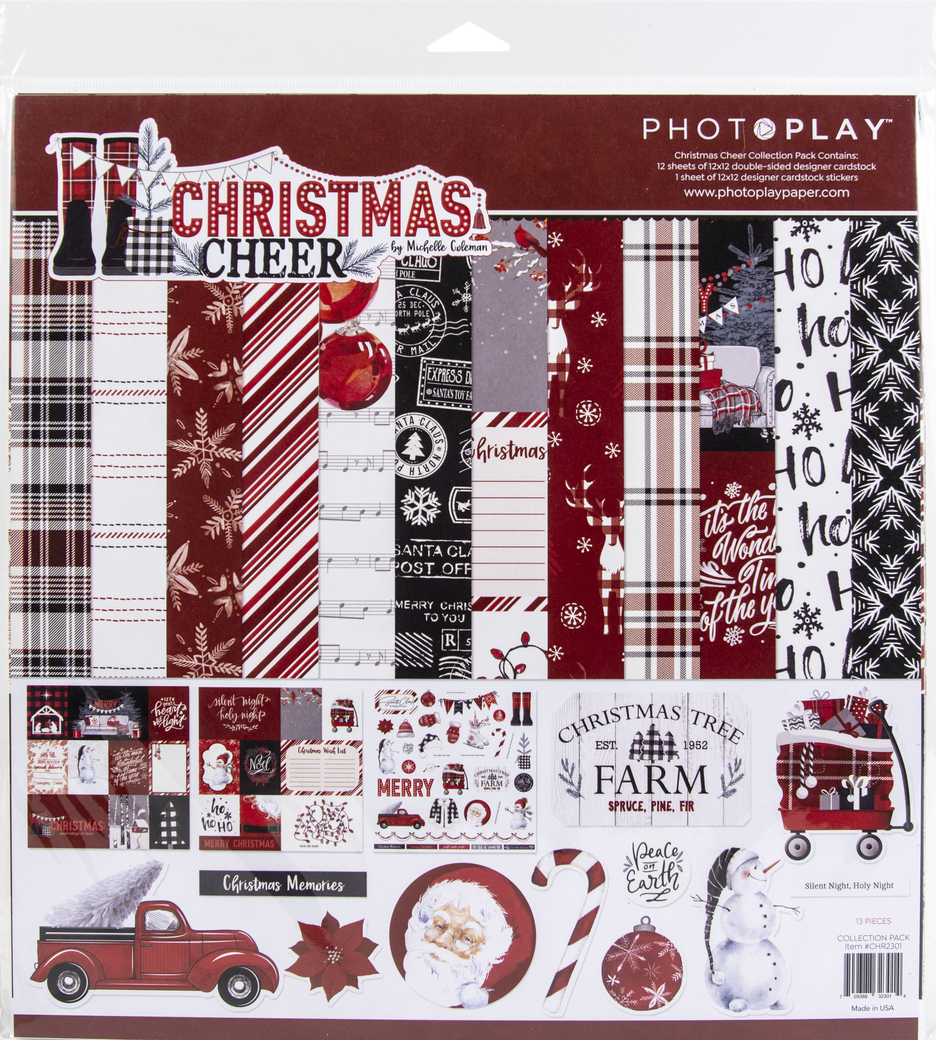 Christmas Cheer Collection Kit