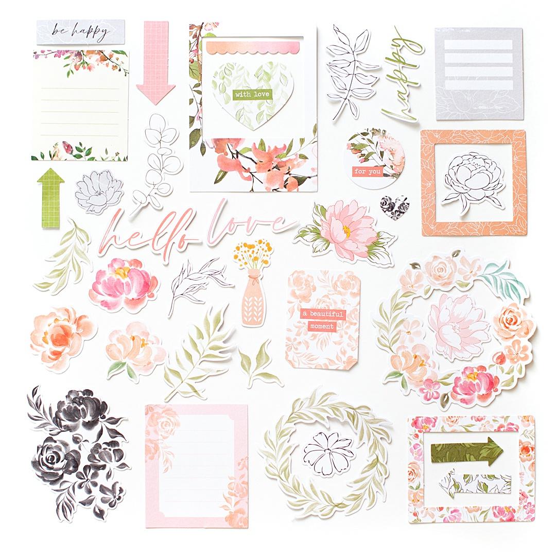 Pinkfresh Cardstock Die-Cuts-Celebrate