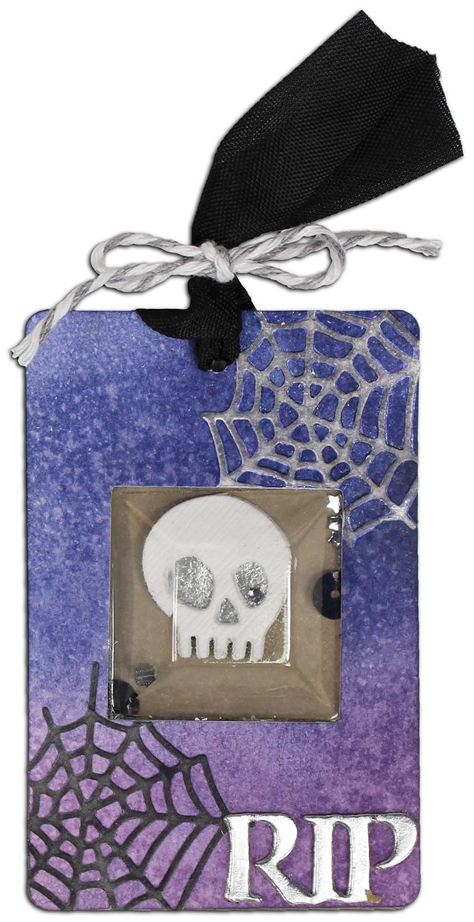 i-crafter Dies-Mini Halloween Hauntings