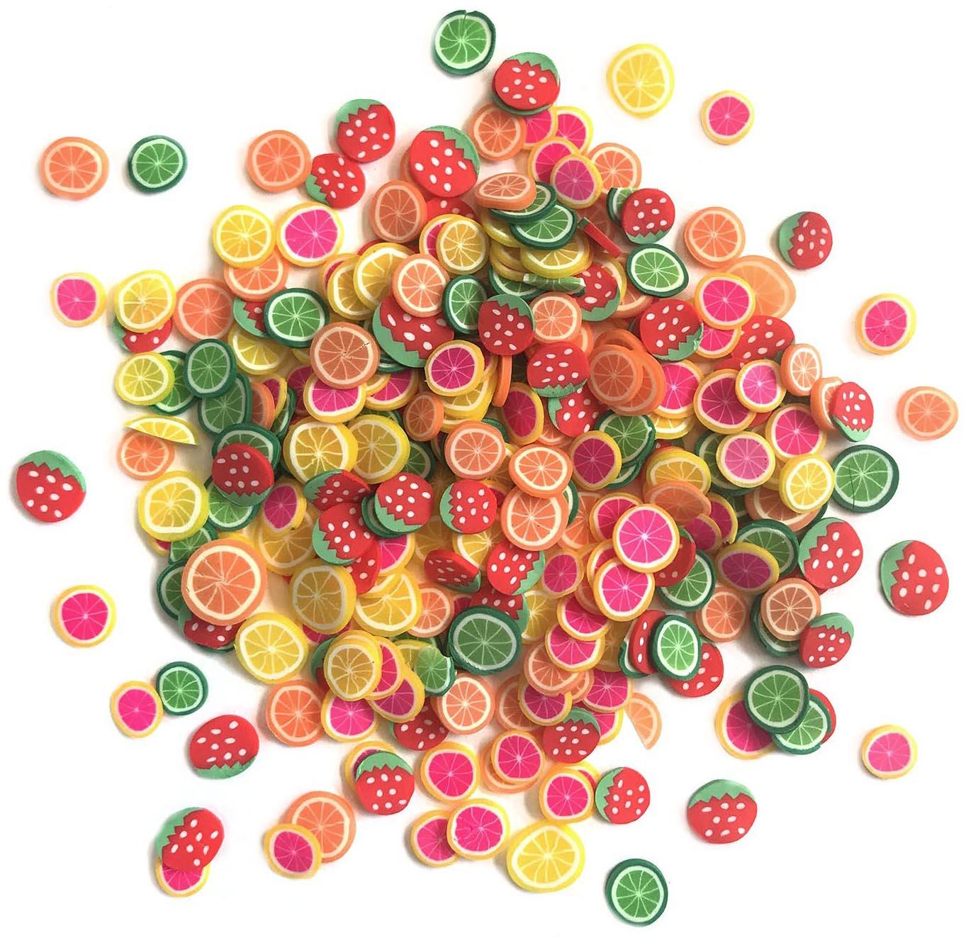 Buttons Galore Sprinkletz Embellishments 12g-Fruit Cocktail