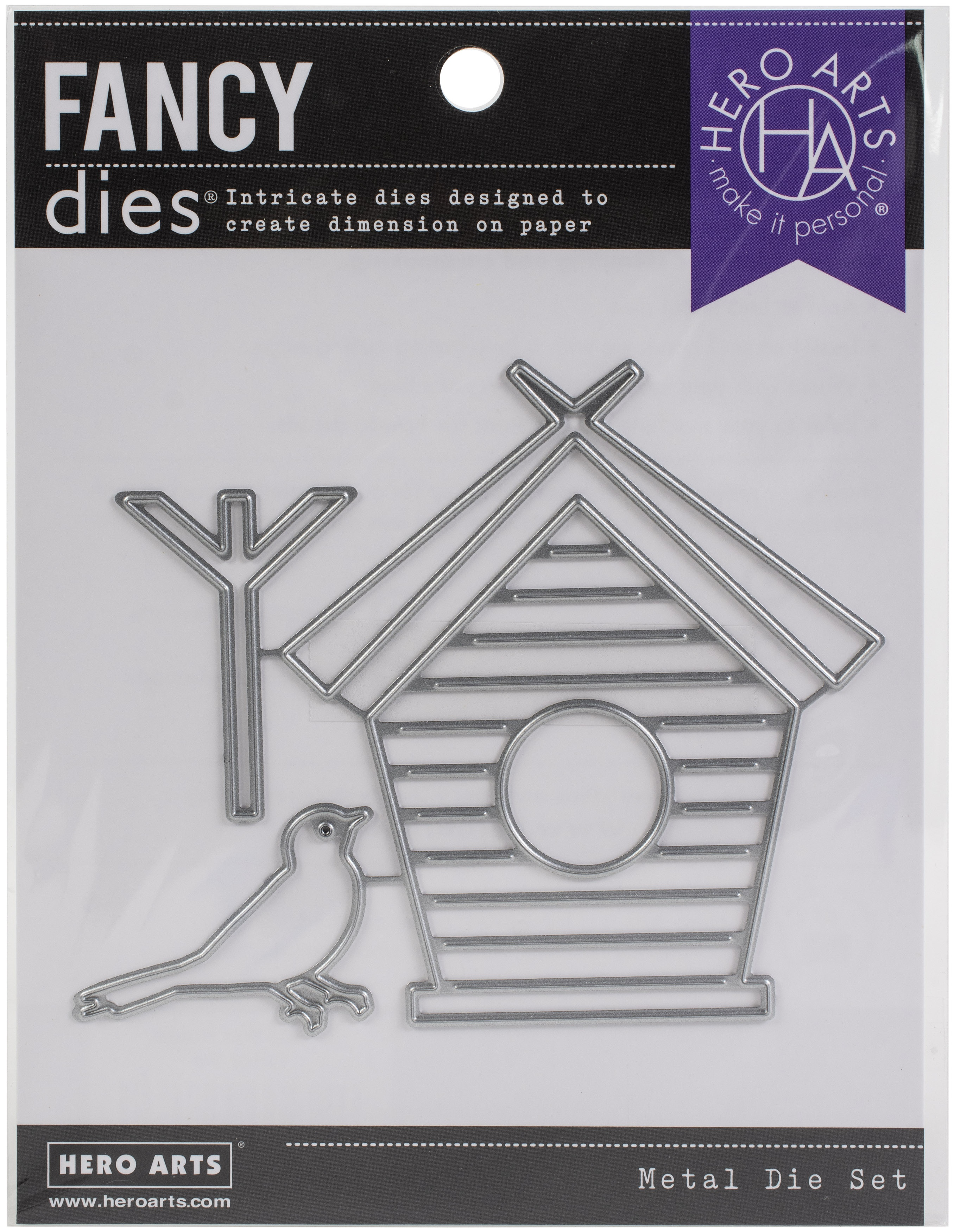 Hero Arts Fancy Dies - Bird House