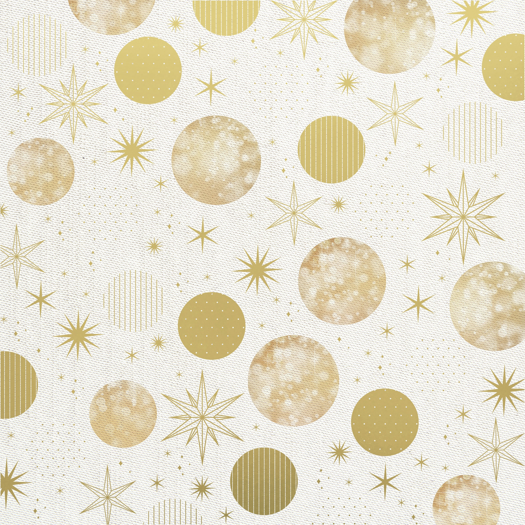 Emerald Eve Double-Sided Cardstock 12X12-Star Bright
