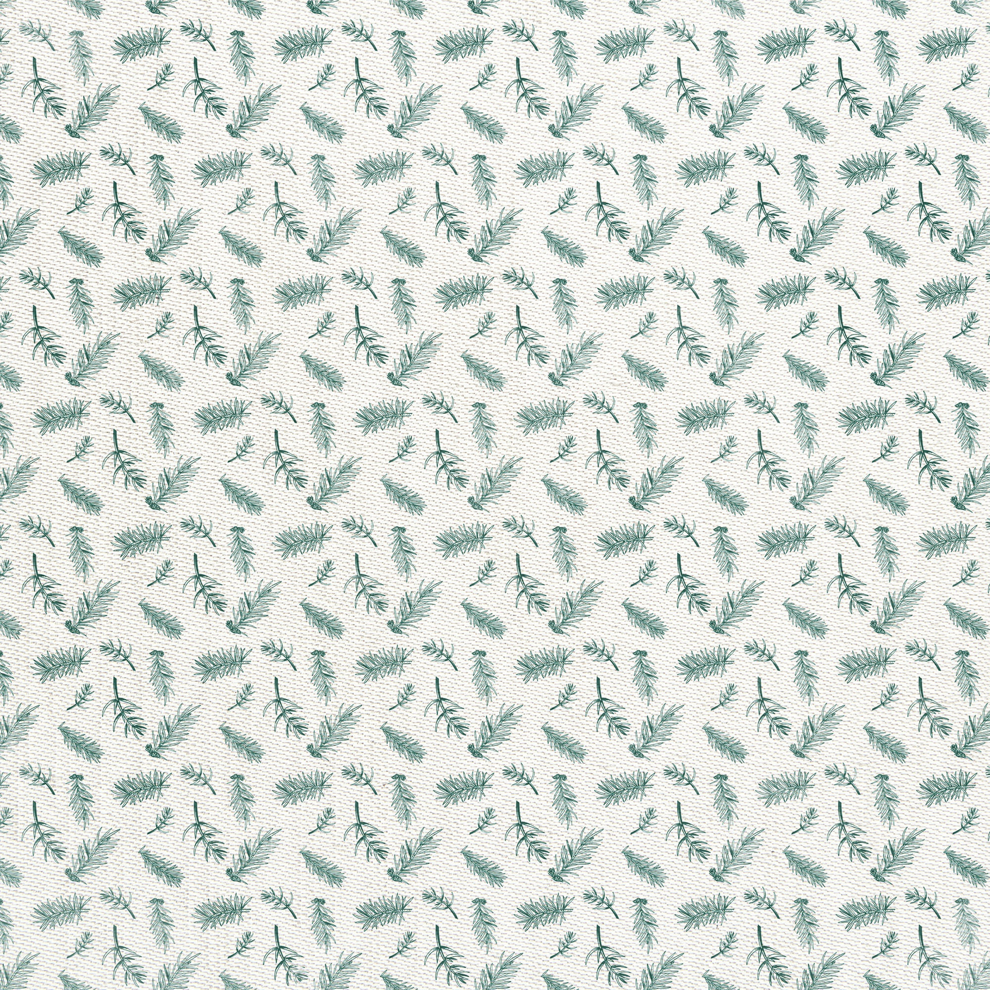 Emerald Eve Double-Sided Cardstock 12X12-Fir Sprigs