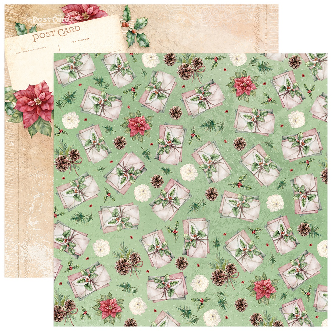 The Gift Of Giving Double-Sided Paper 12X12-#2