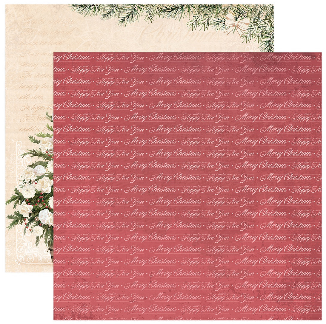 The Gift Of Giving Double-Sided Paper 12X12-#3