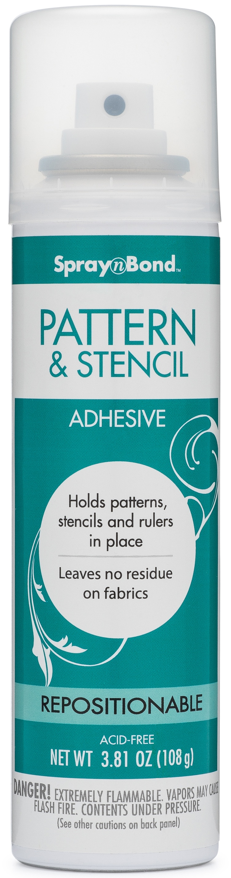 Therm O Web Spray N Bond Pattern & Stencil Repositionable Adhesive ? Adh?sif repositionnable pour patrons et pochoirs