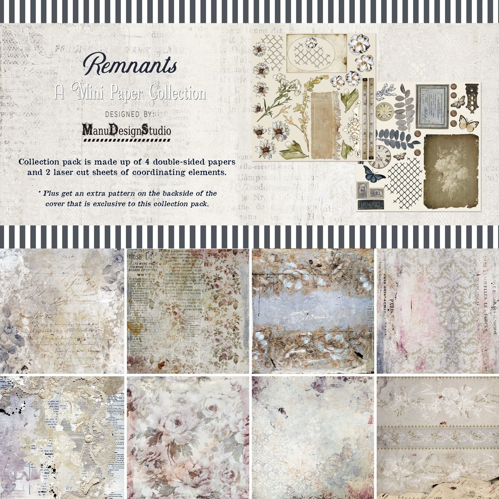 49 And Market Collection Pack 12X12-Remnants