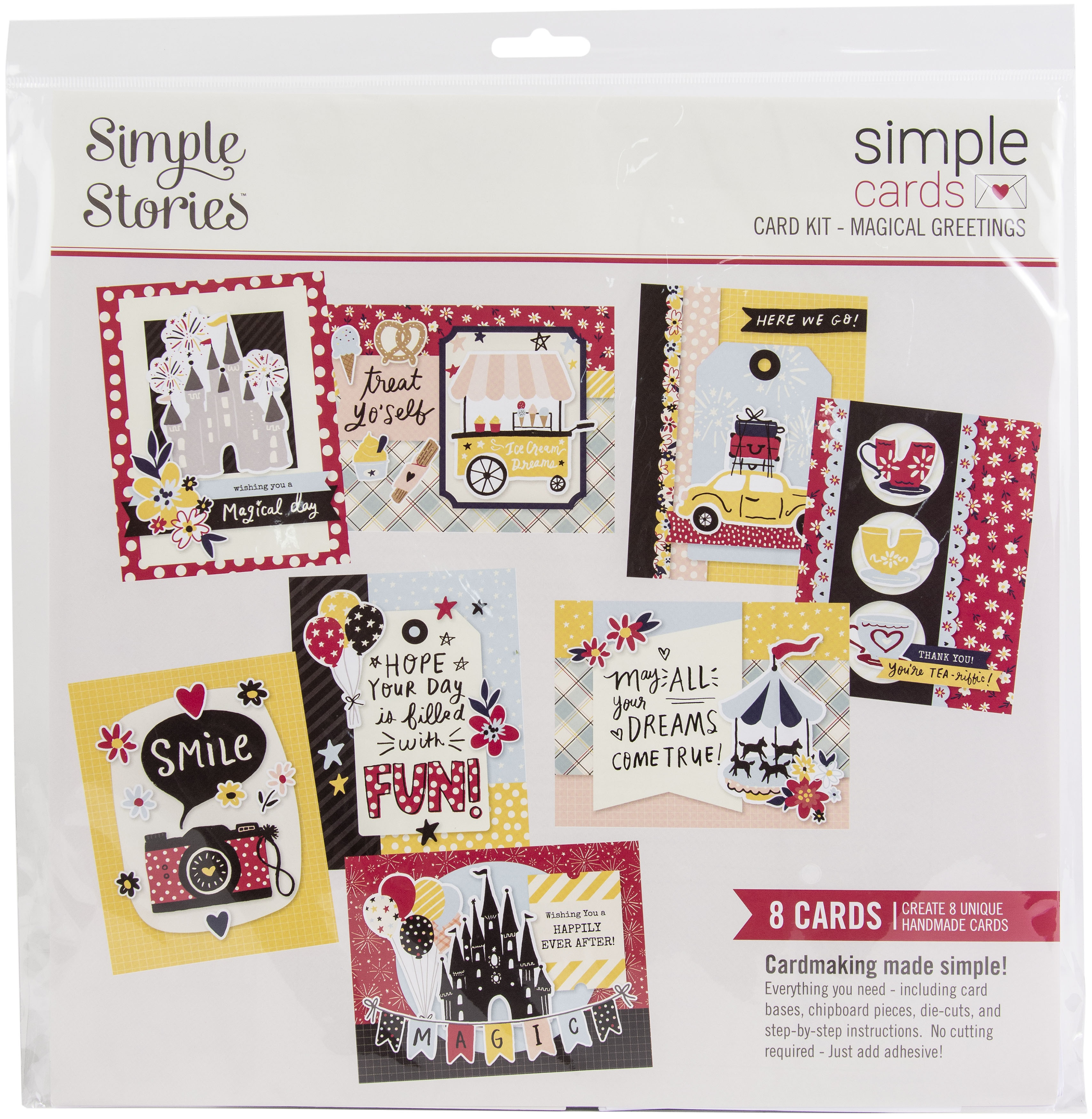 Magical Greetings Simple Cards Card Kit