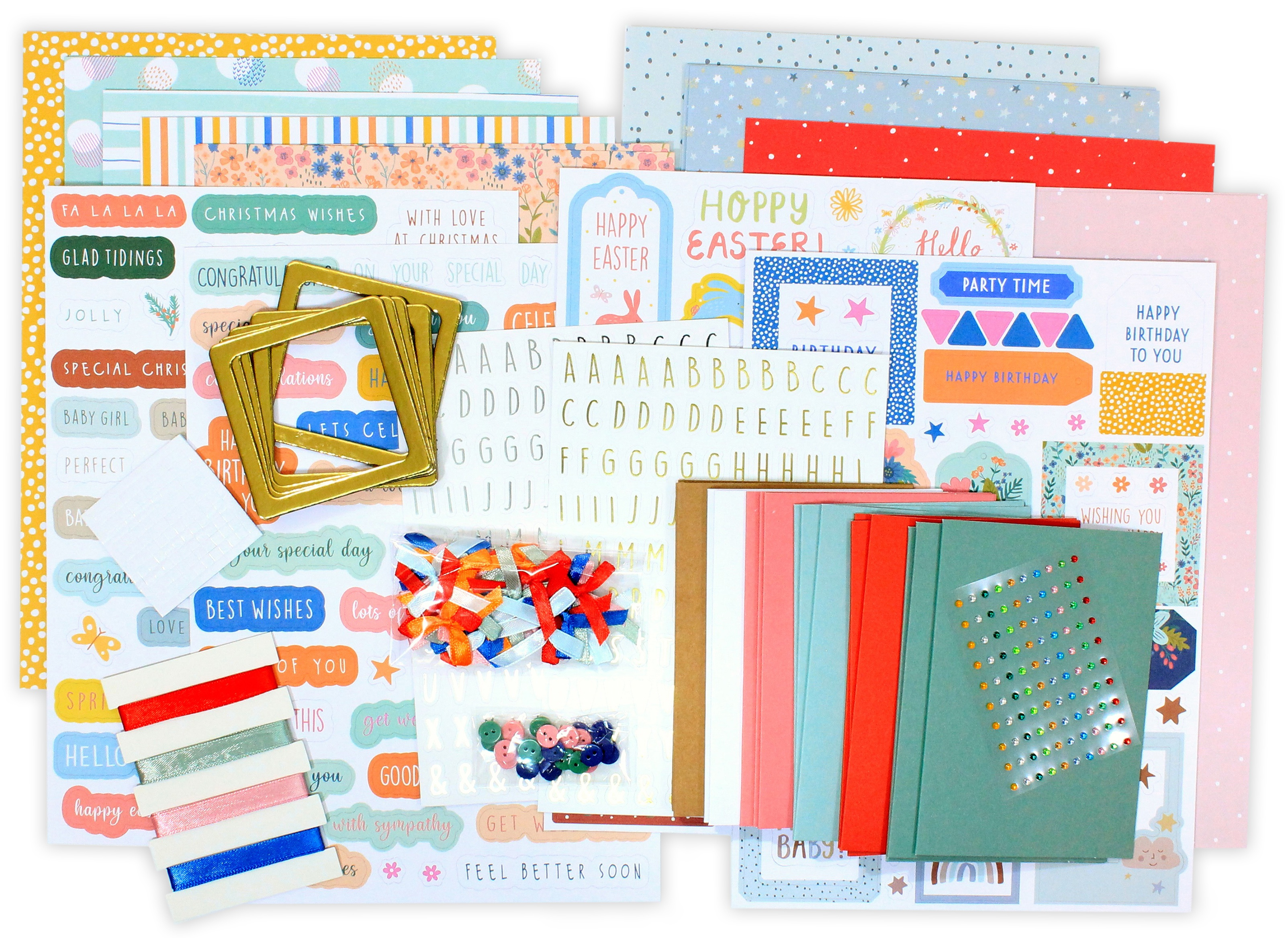 Crafter's Companion Violet Studio Ultimate Card Kit-