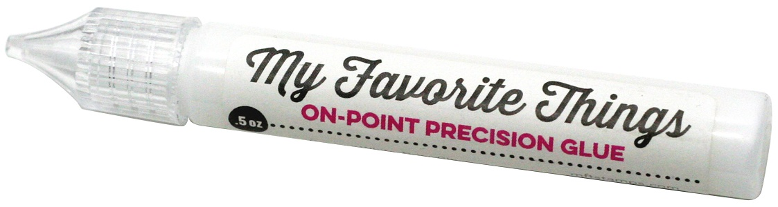 My Favorite Things On-Point Precision Glue .5oz Tube-