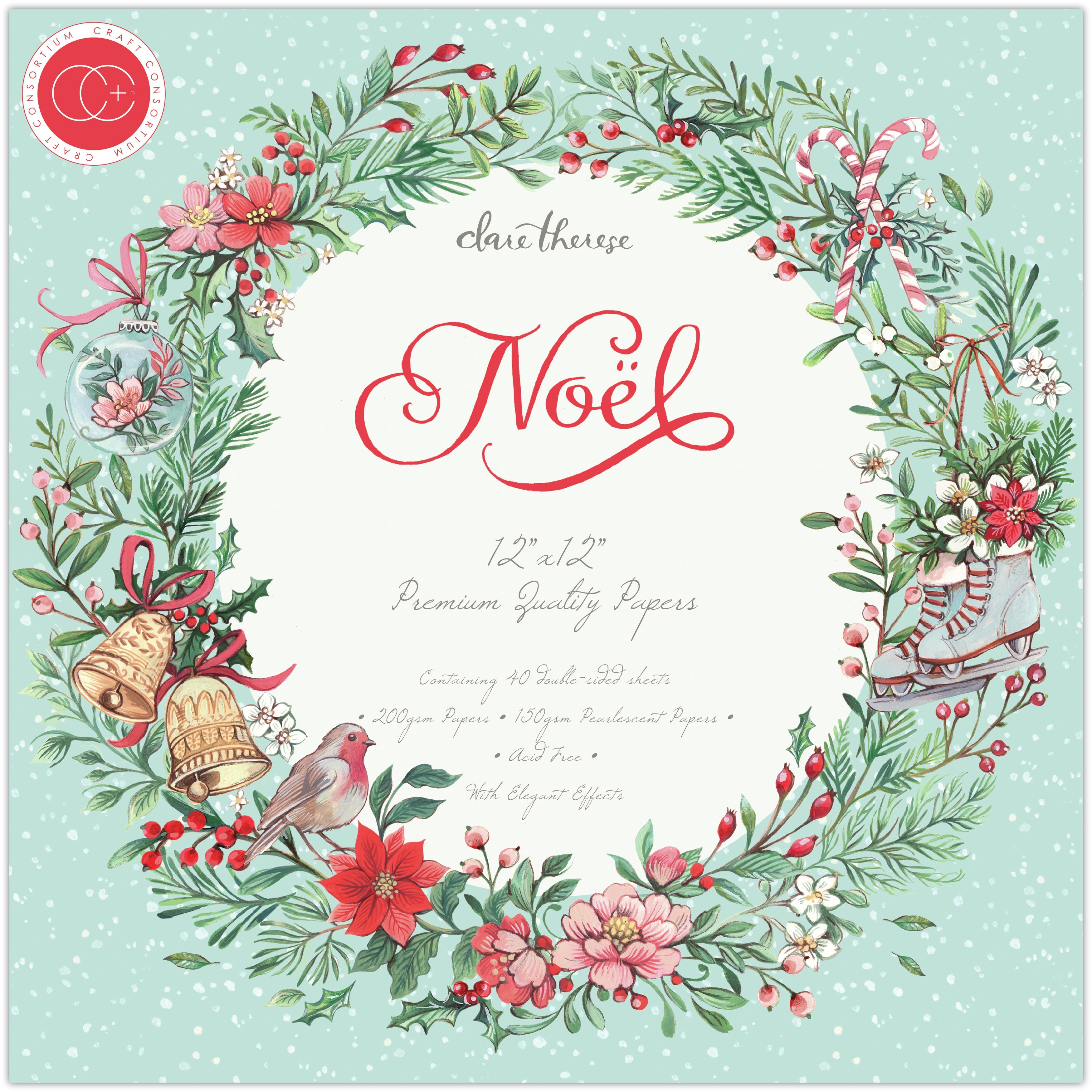 Noel Paper Pack