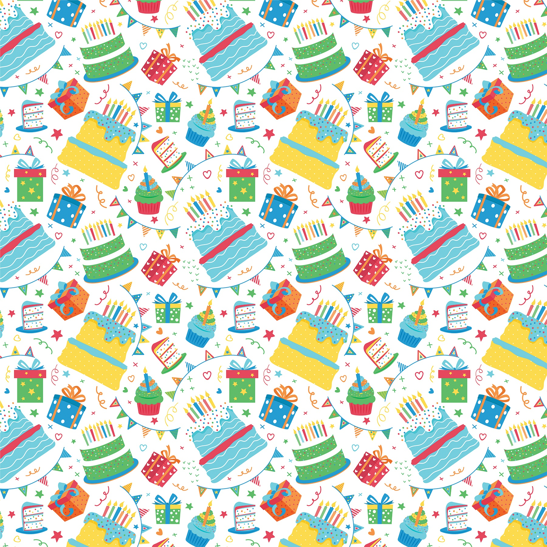Norbert's Birthday Double-Sided Cardstock 12X12-Make A Wish