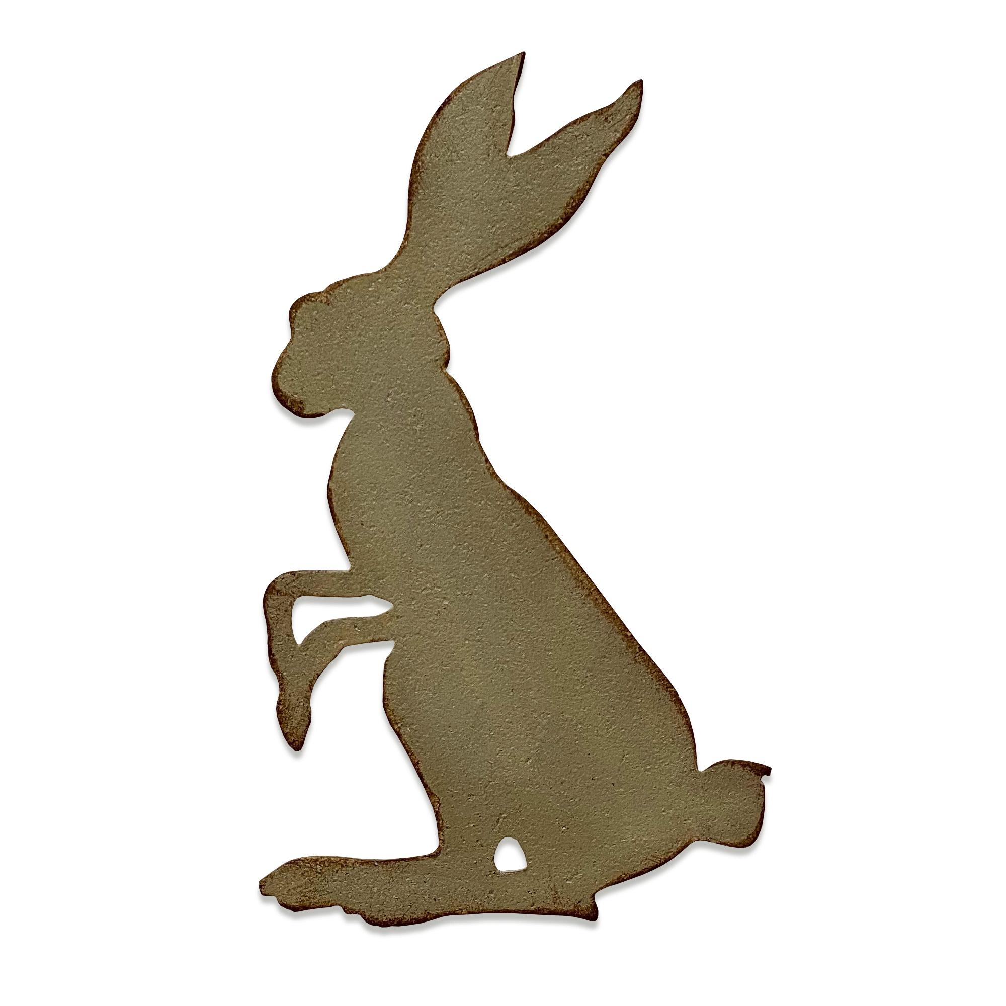 Sizzix Bigz Die By Tim Holtz-Mr. Rabbit