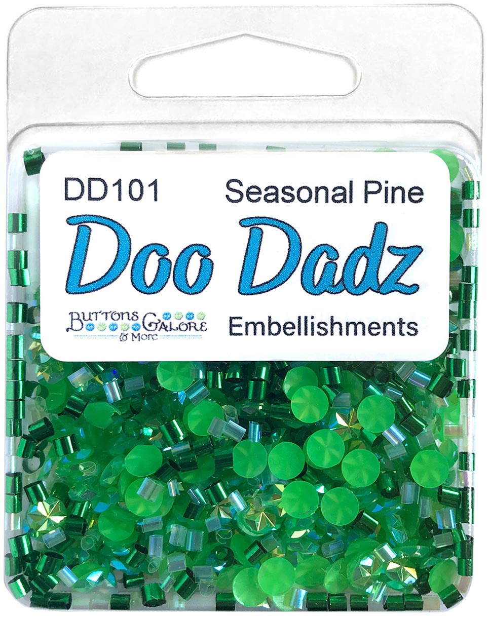 Buttons Galore Doodadz Embellishments-Merry Mimosa - copy - copy