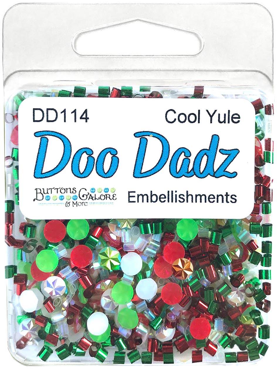 Buttons Galore - Doo Dadz - Cool Yule
