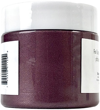 Picket Fence Paper Glaze - Boysenberry Violet