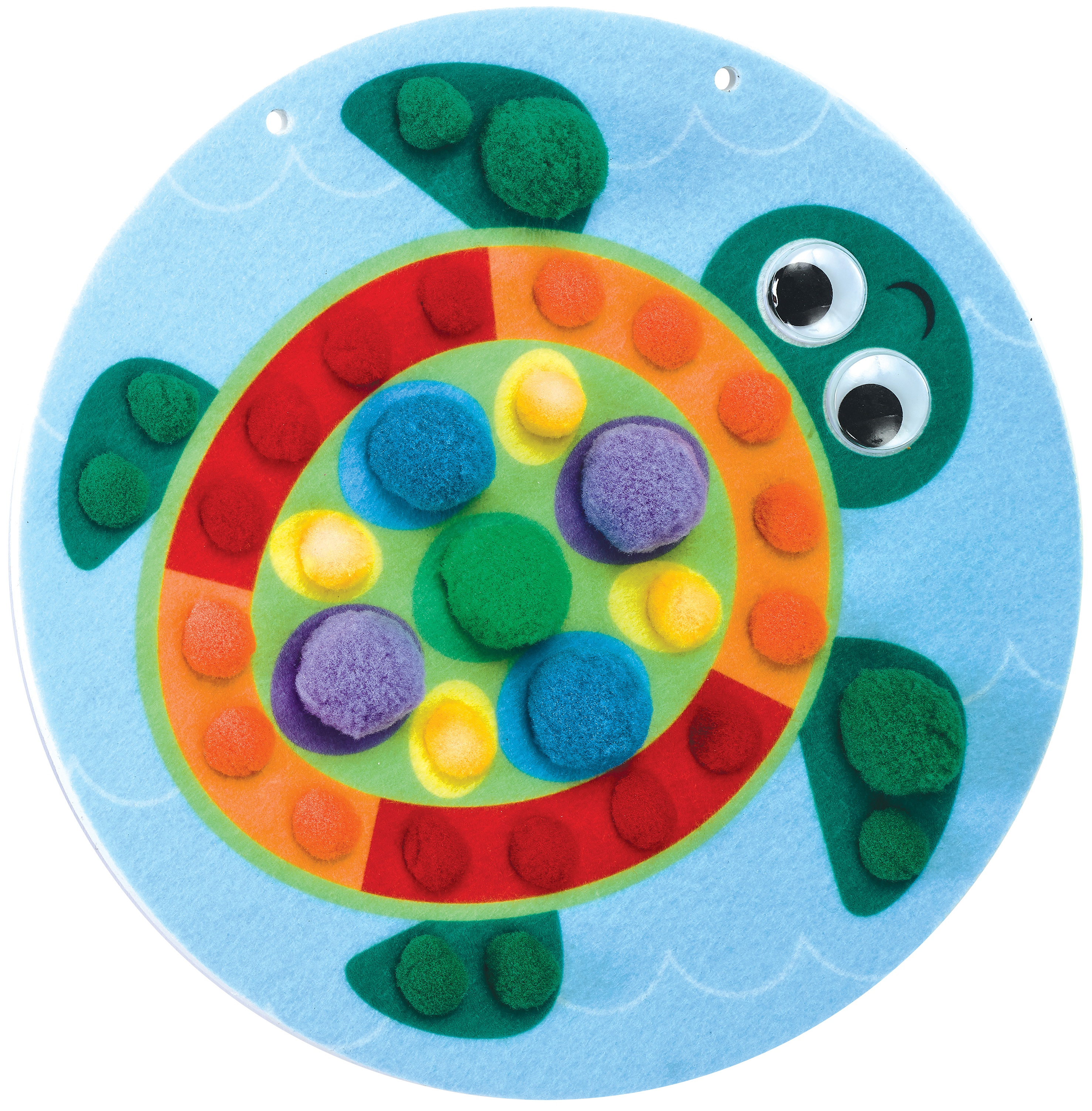 Creativity For Kids Pom Pom Pictures-