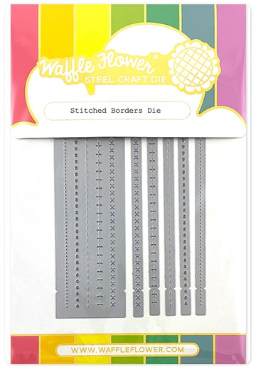 Stitched Borders Die