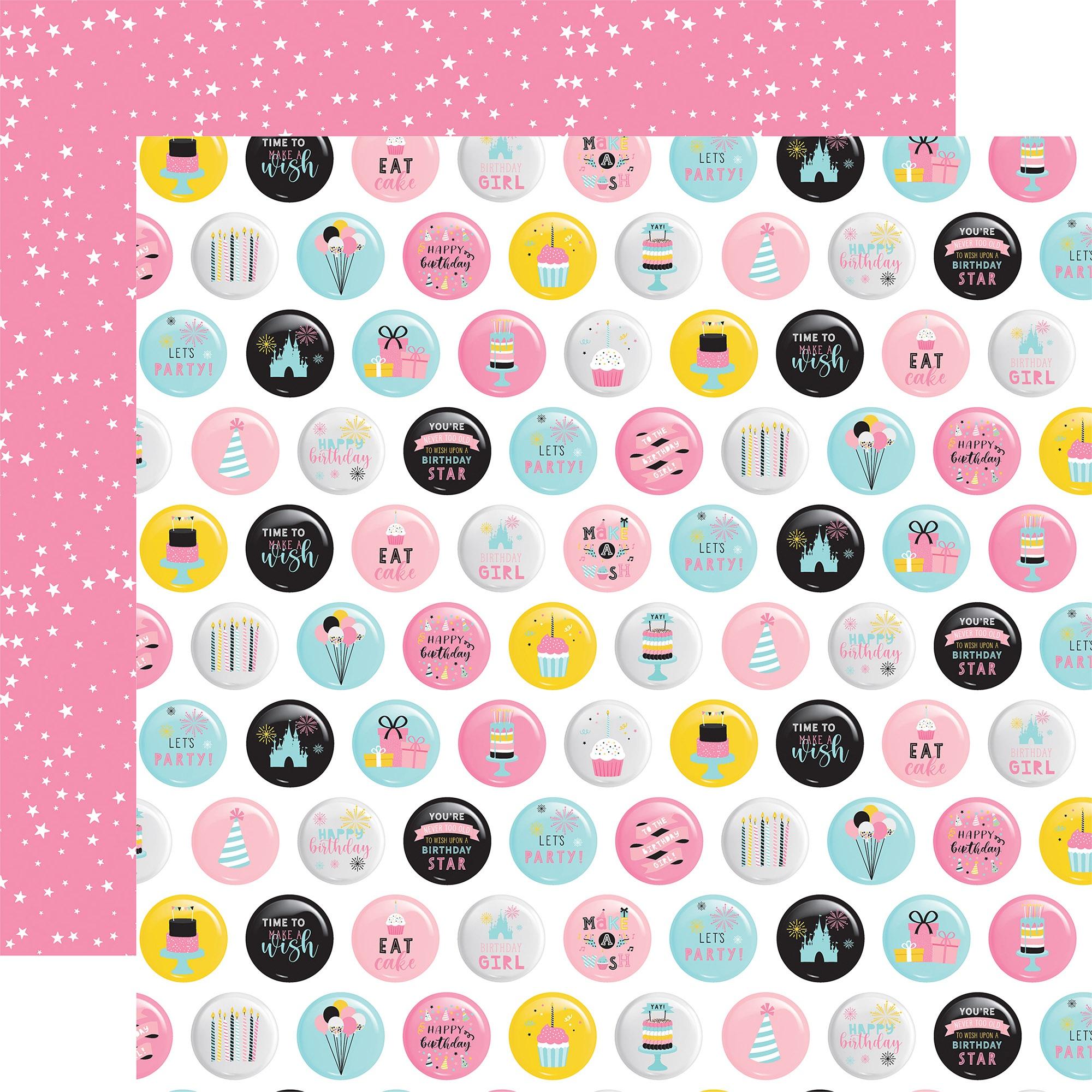 Echo Park - Magical Birthday Girl - Eat Cake