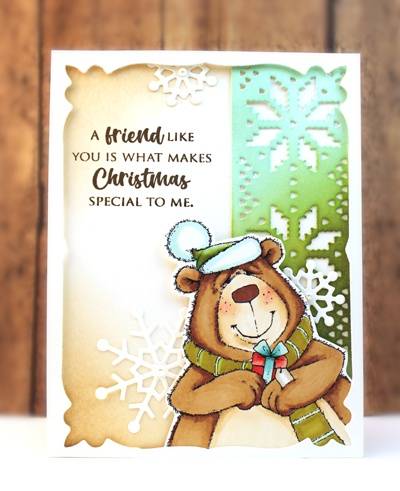 Penny Black Clear Stamps-Fur You