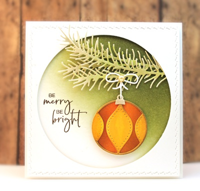 Penny Black Creative Dies-Beautified Baubles