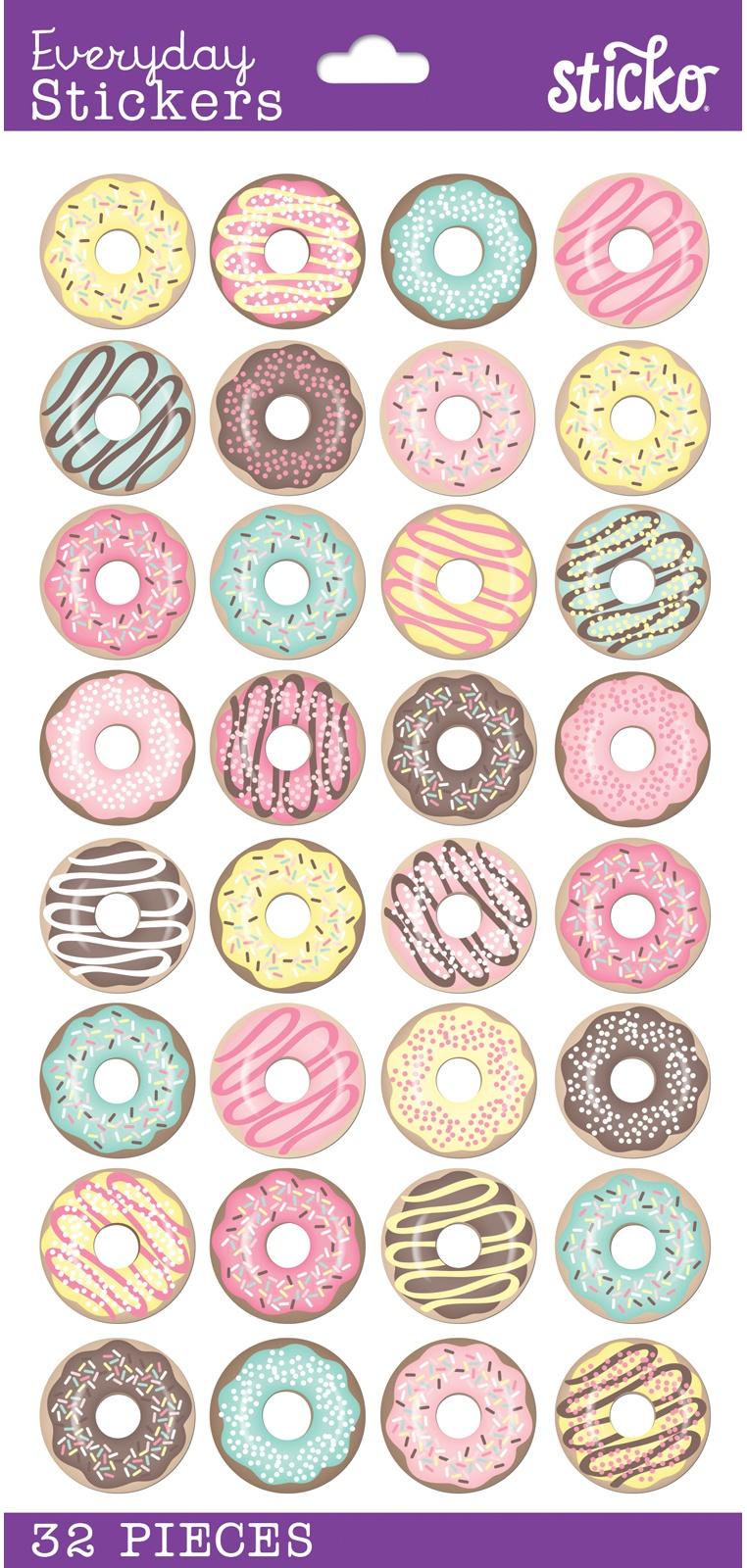 Sticko Mini Donuts