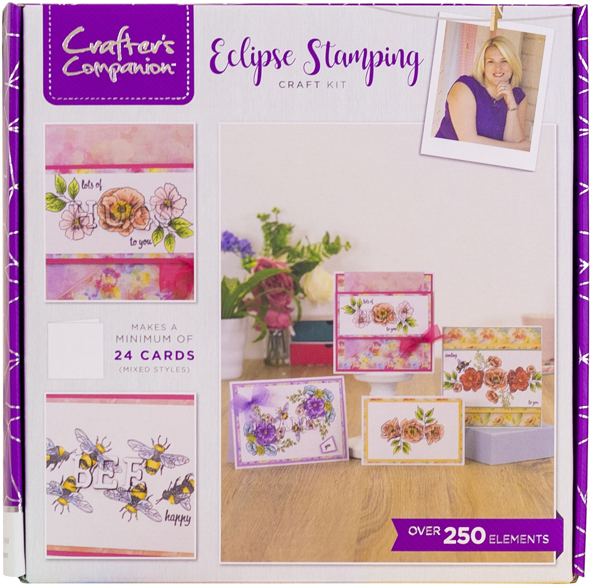 Crafter's Companion Craft Box Kit