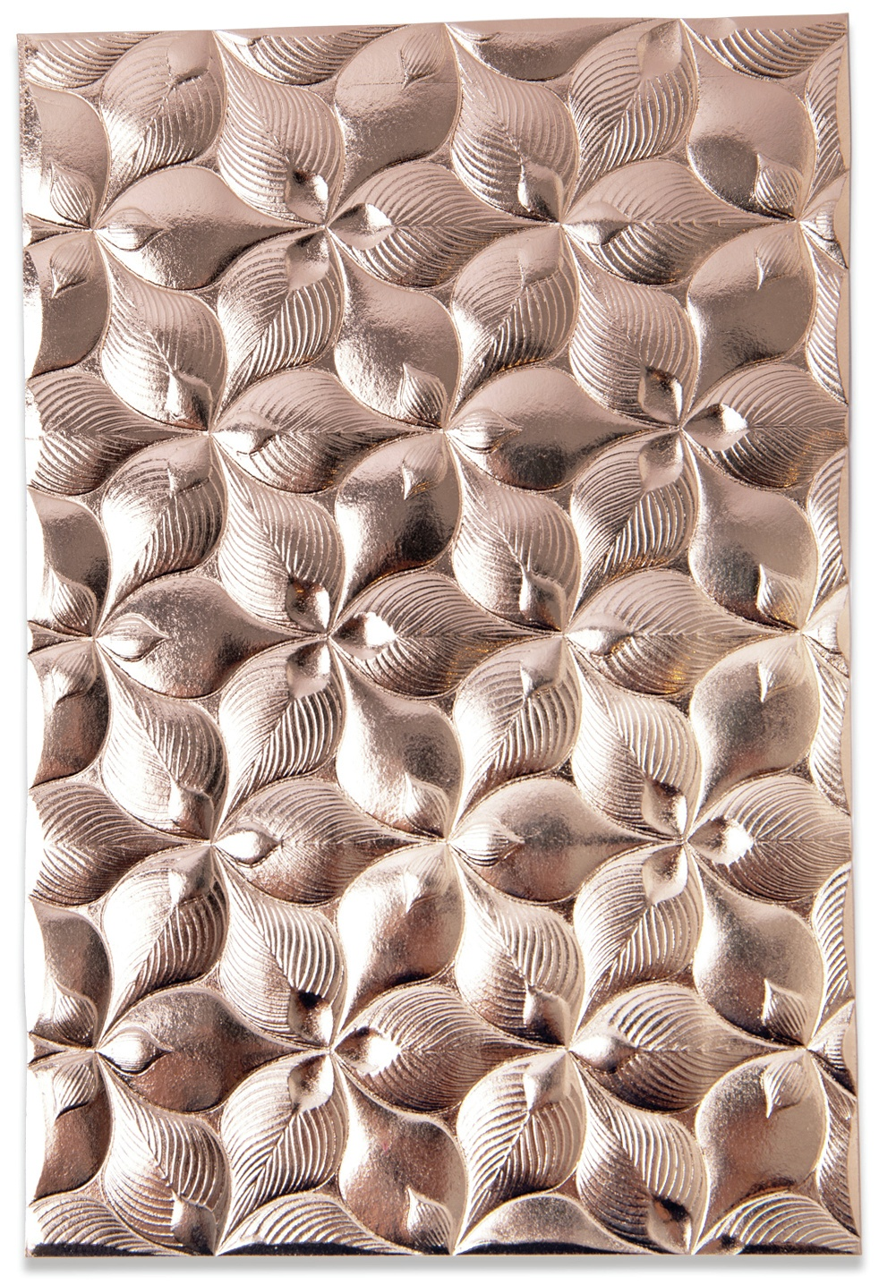 Sizzix - 3D Texture Impressions Embossing Folder - Organic Petals