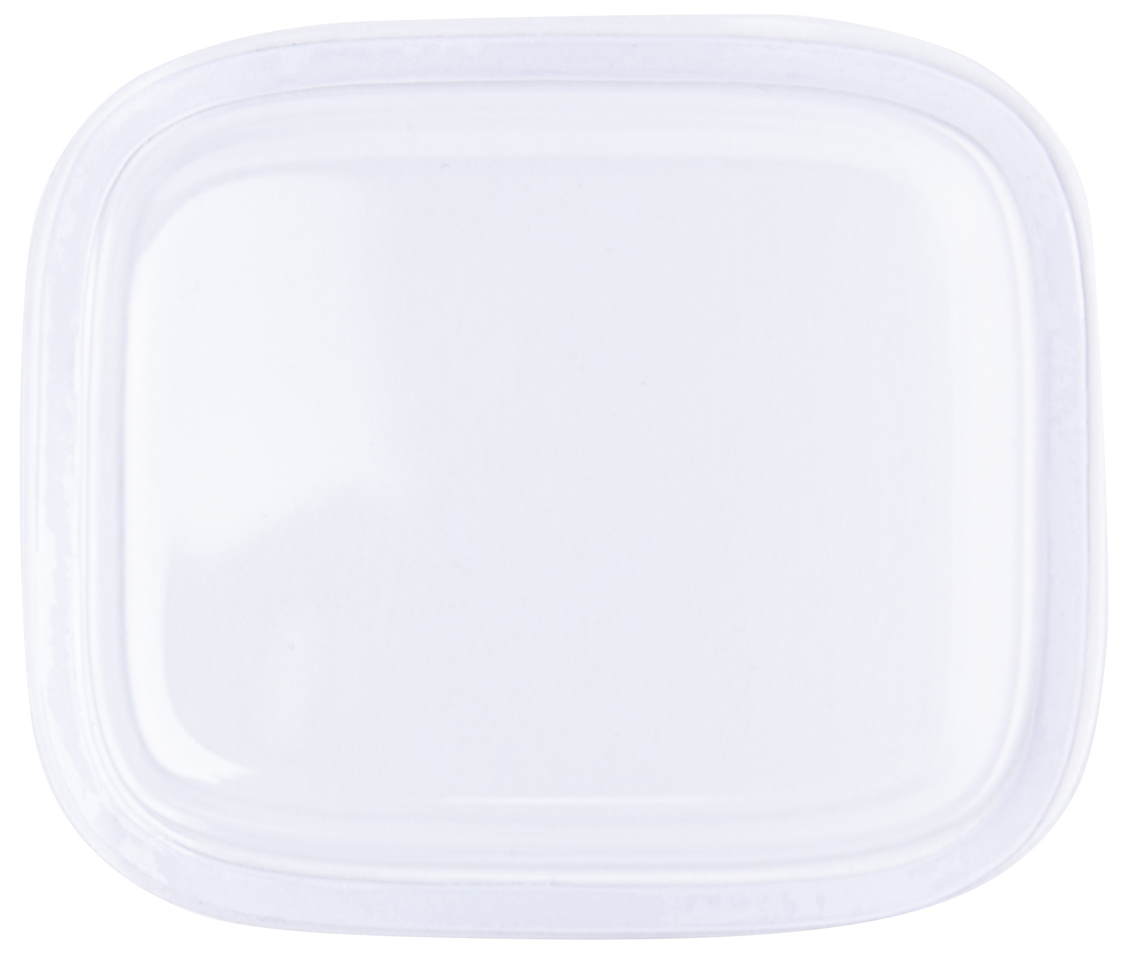 Sizzix Making Essentials Shaker Domes-Rounded Square 2.25, 6/Pkg