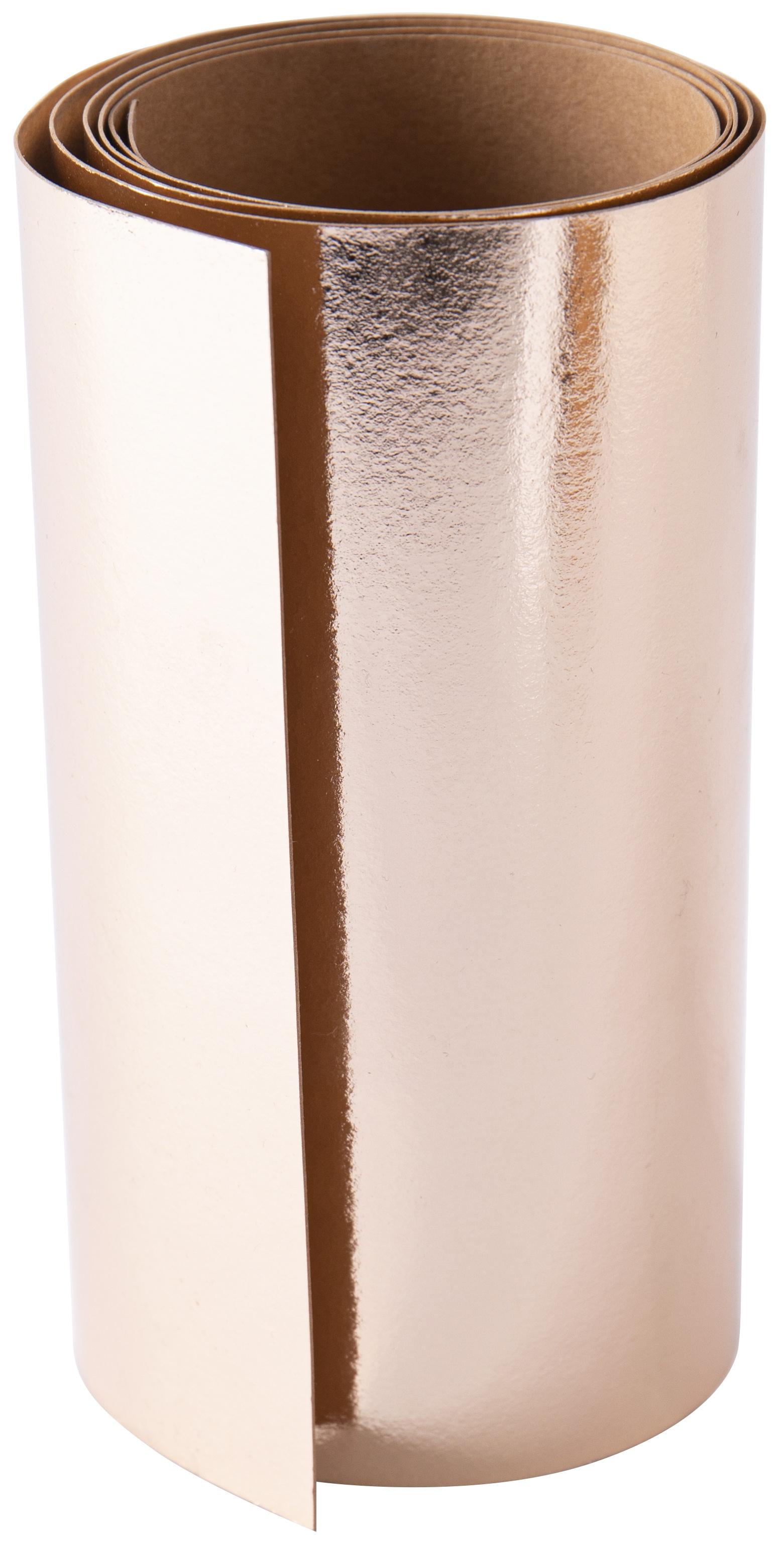Sizzix Surfacez Texture Roll 6X48 - Rose Gold