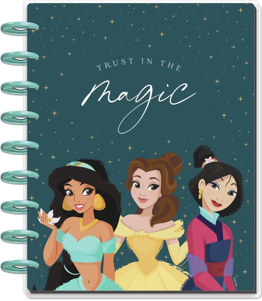 Happy Planner Disney Classic Guided Journal-Trust In The Magic