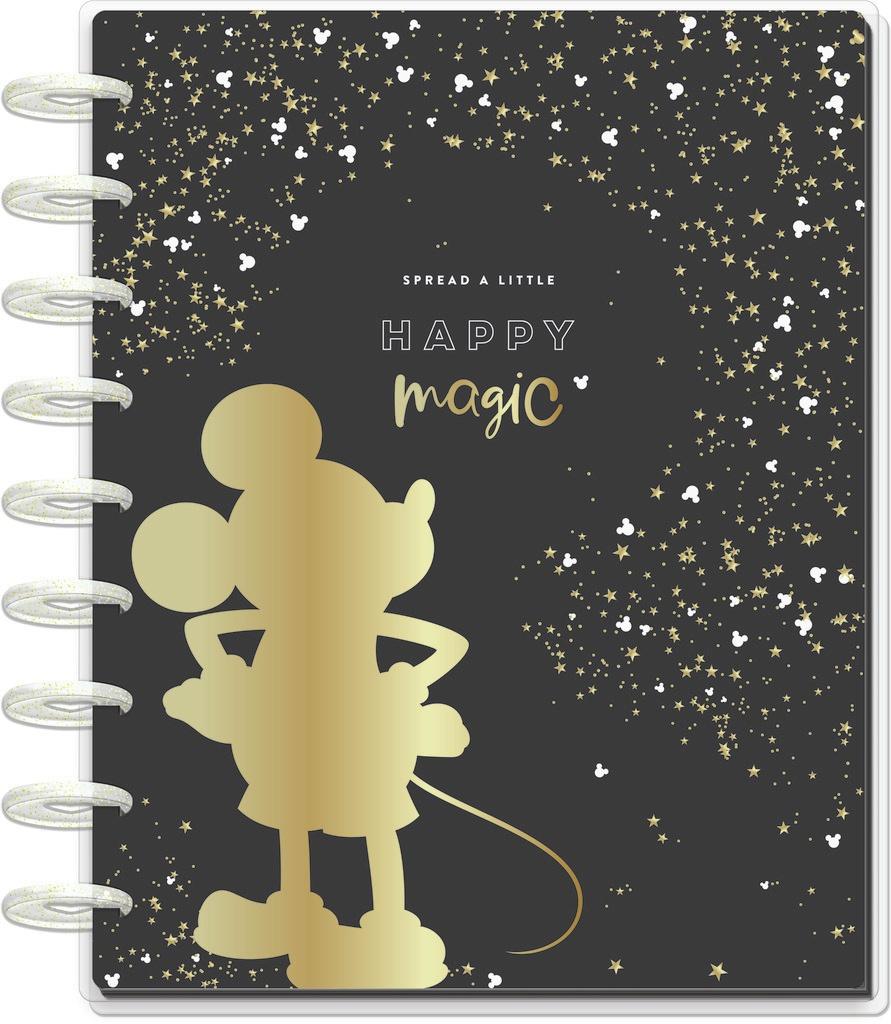 Happy Planner Disney 12-Month Undated Classic Planner-Happy Magic
