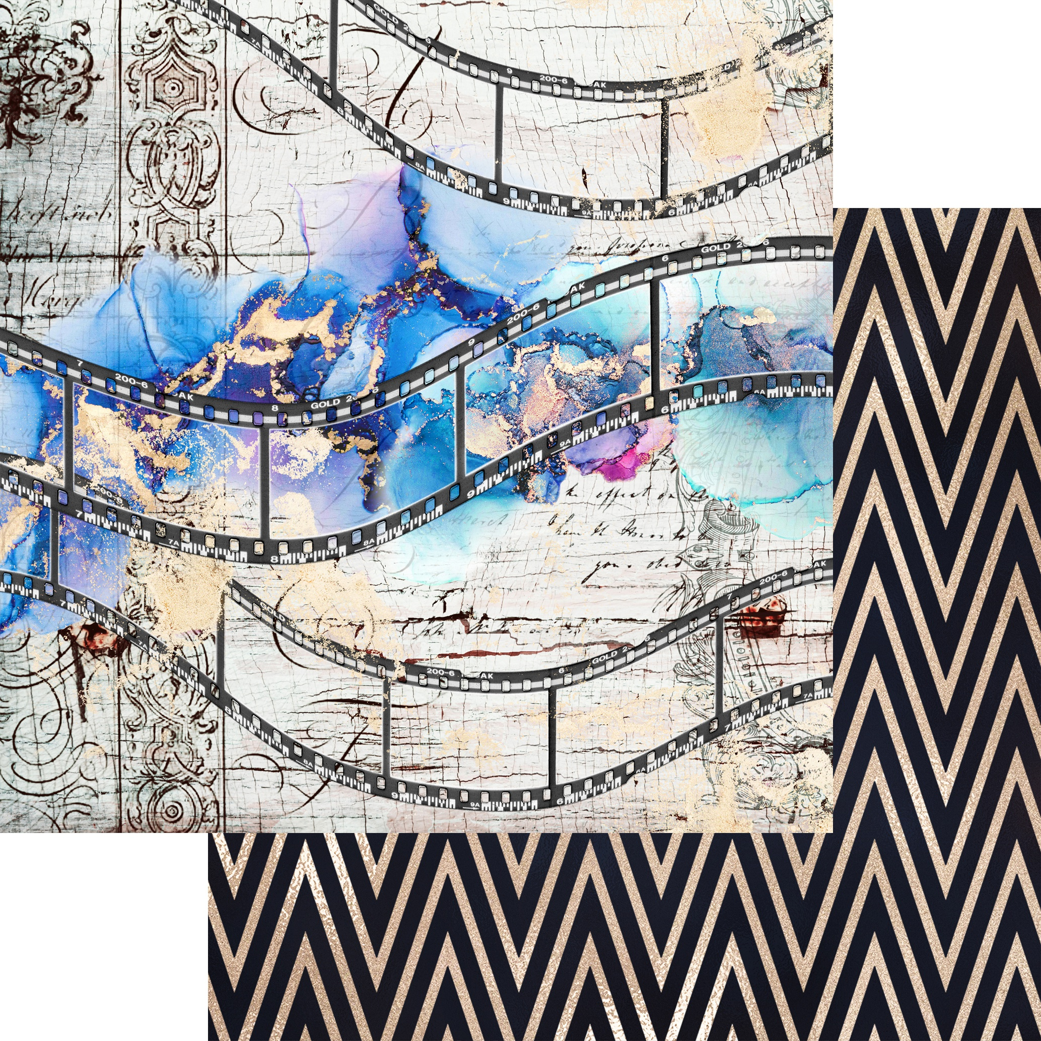 Play Double-Sided Cardstock 12X12-Explore
