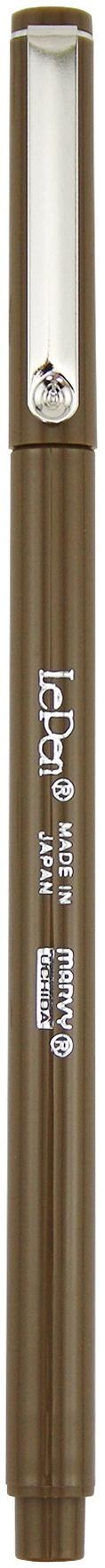 Le Pen .03mm Point Open Stock-Sepia