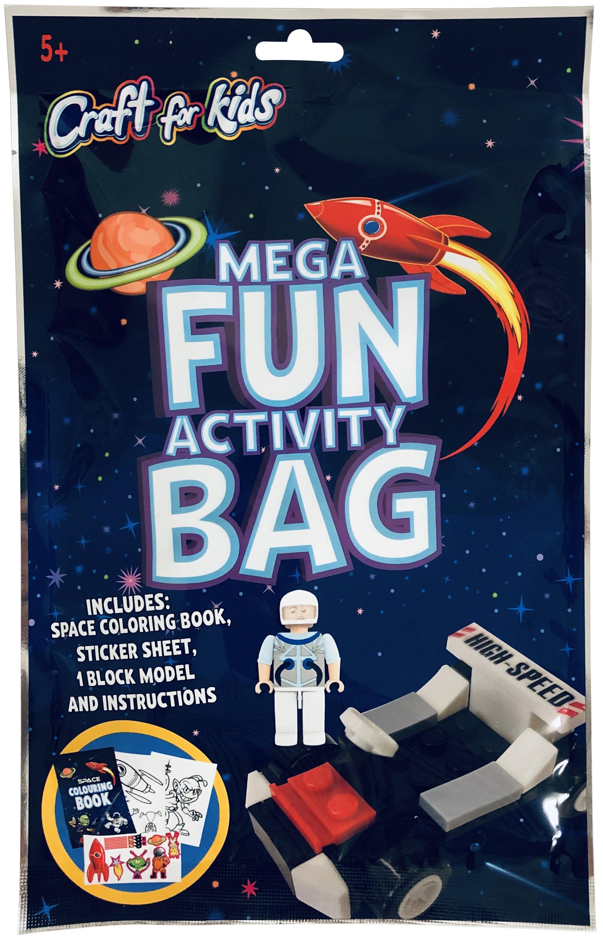 BLOX ACTIVITY BAG-blue