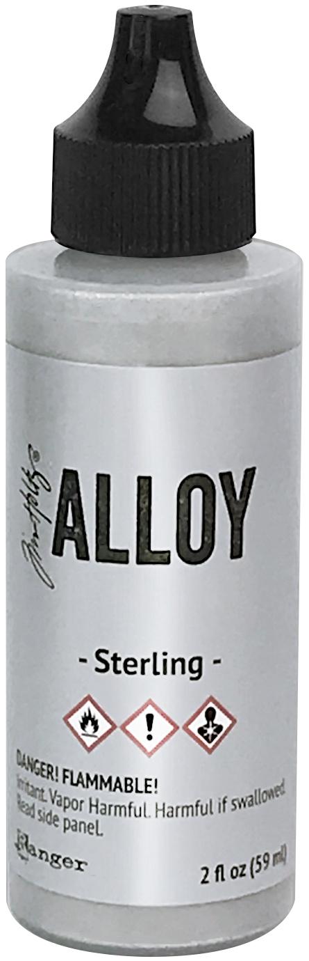 Tim Holtz Alloys 2oz-Sterling