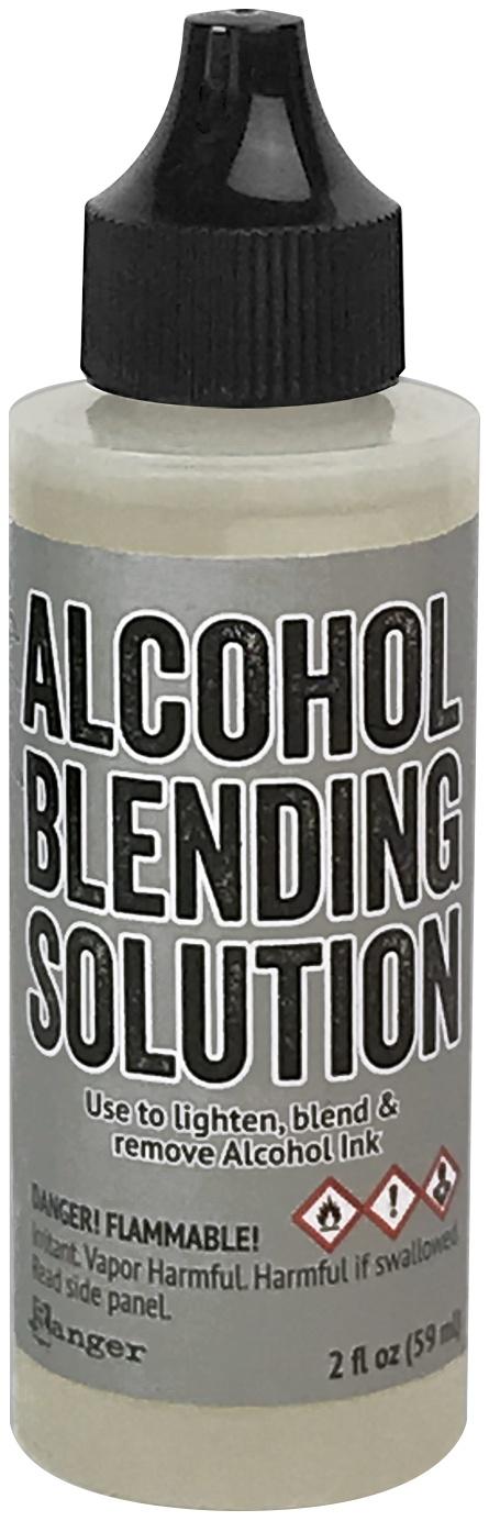 TIM Alcohol Ink Blending Solution 2oz - Uncarded
