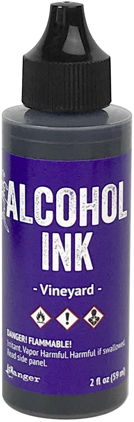 Tim Holtz Alcohol Ink 2oz-Vineyard