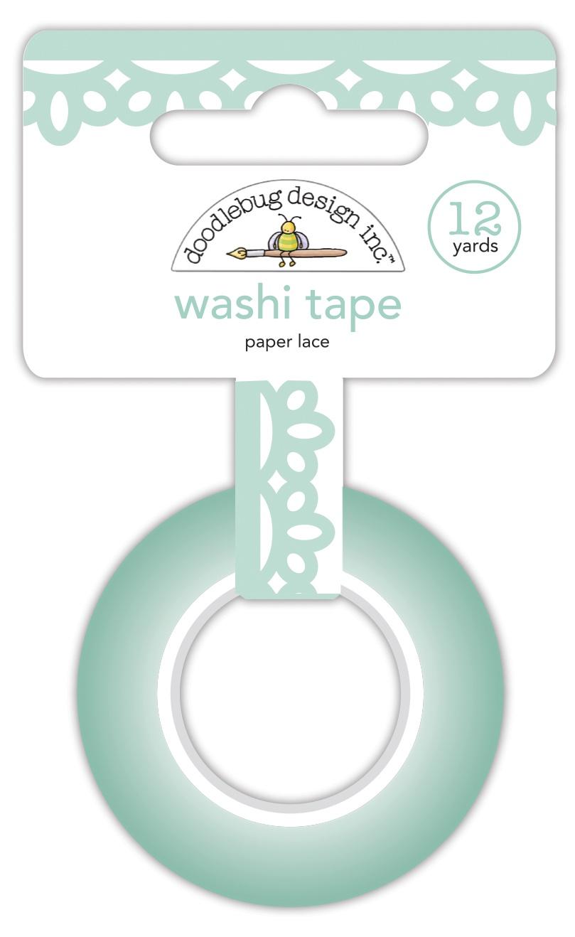 Doodlebug - Paper Lace Washi Tape