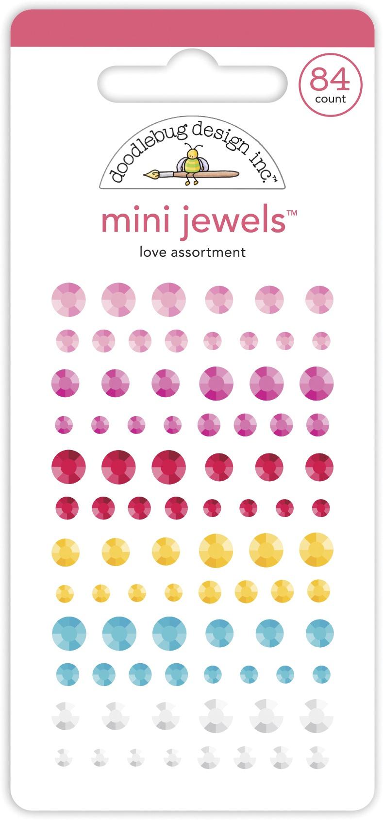 Love Assortment Jewels