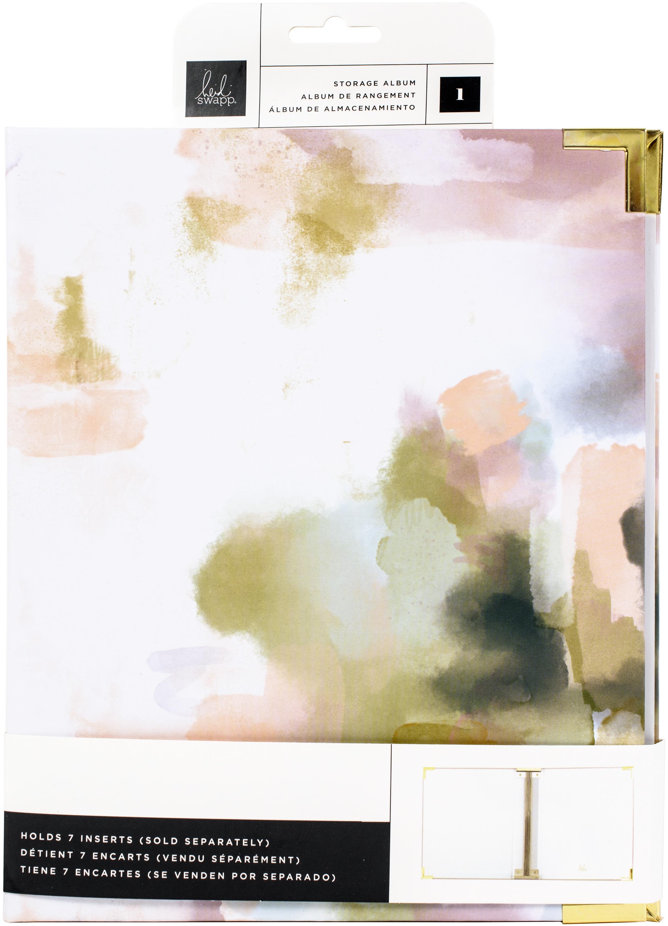 Heidi Swapp Storyline Chapters Album 8X10-Desert