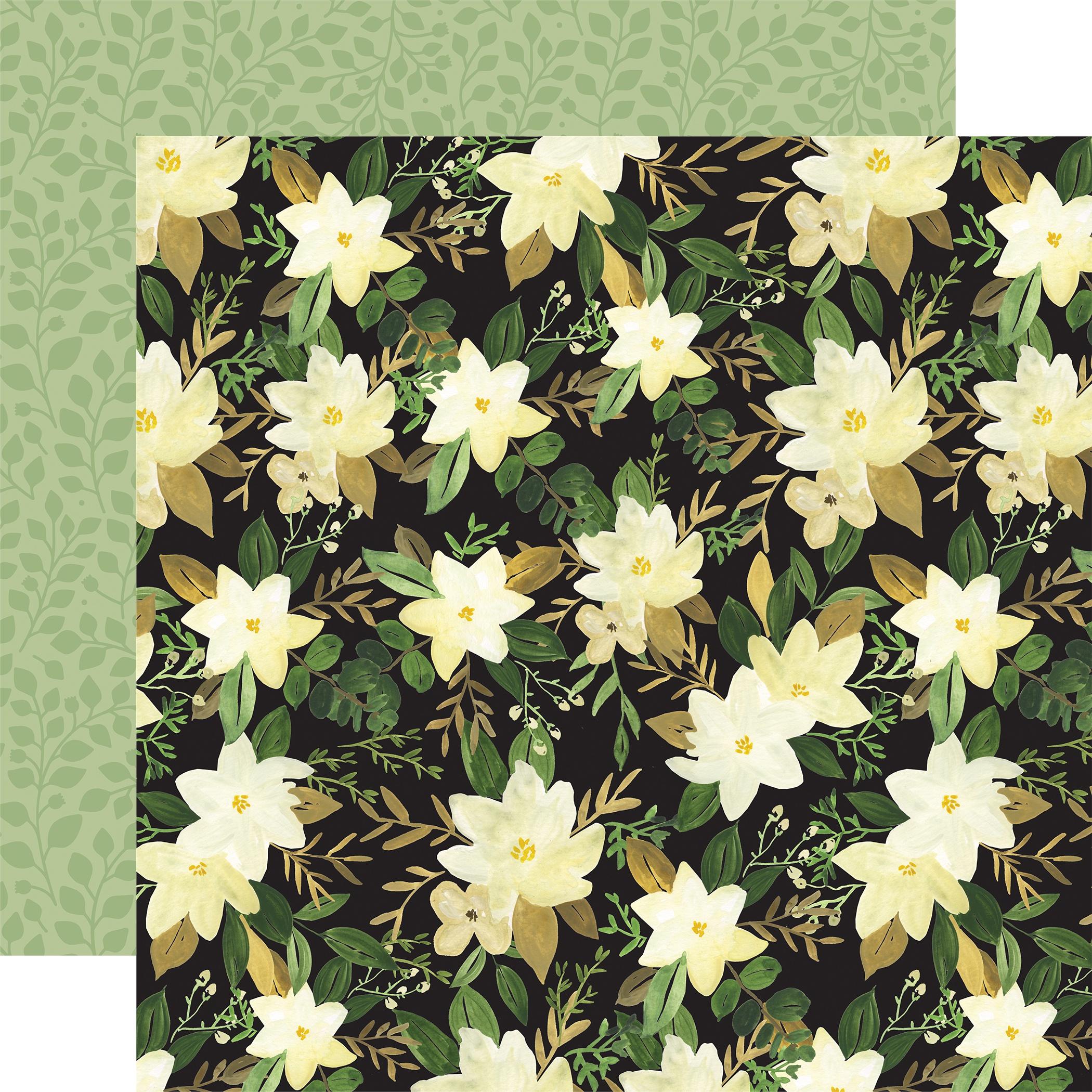 CB Flora #4 - Natural Large Floral
