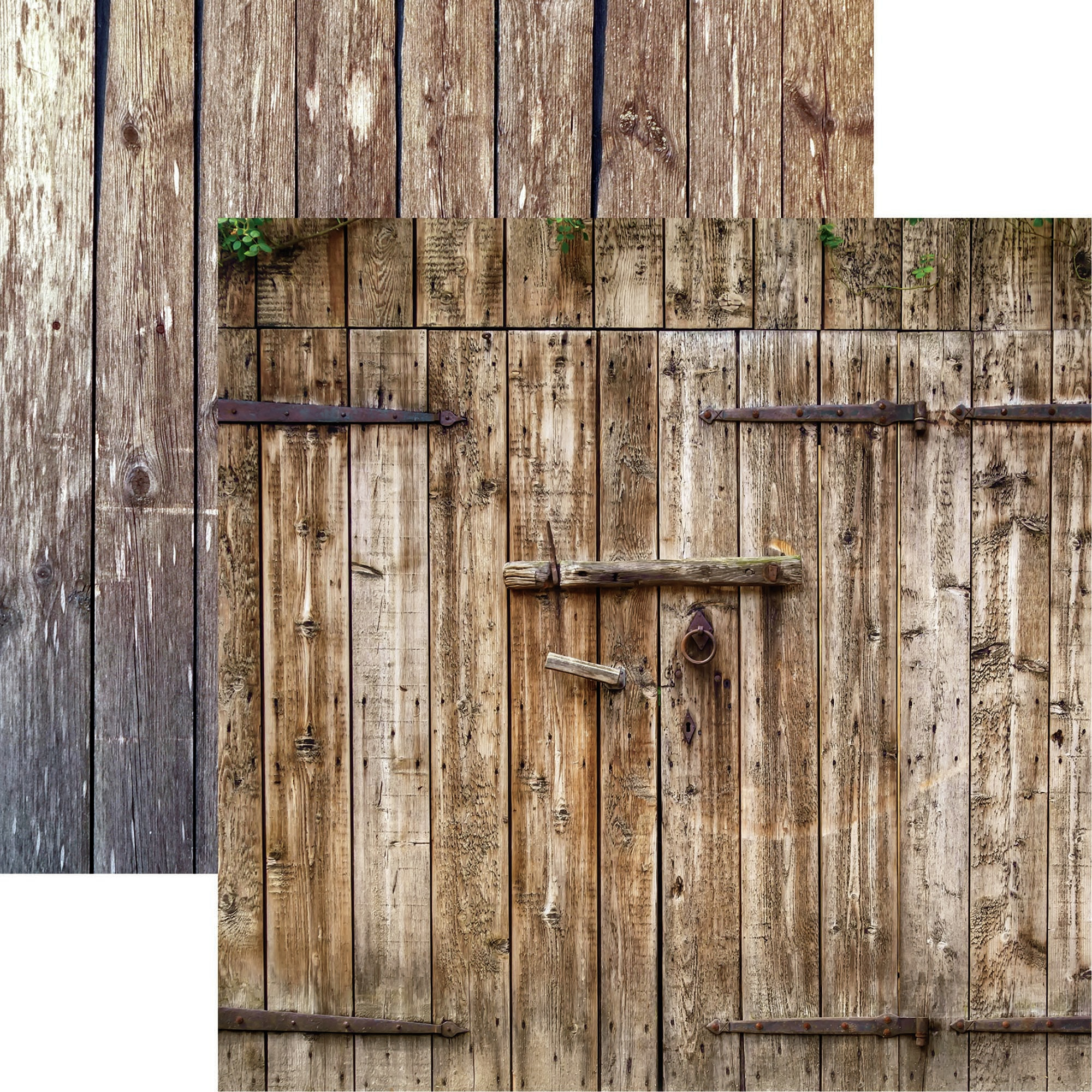 Barnwood Beauty Double-Sided Cardstock 12X12-#3