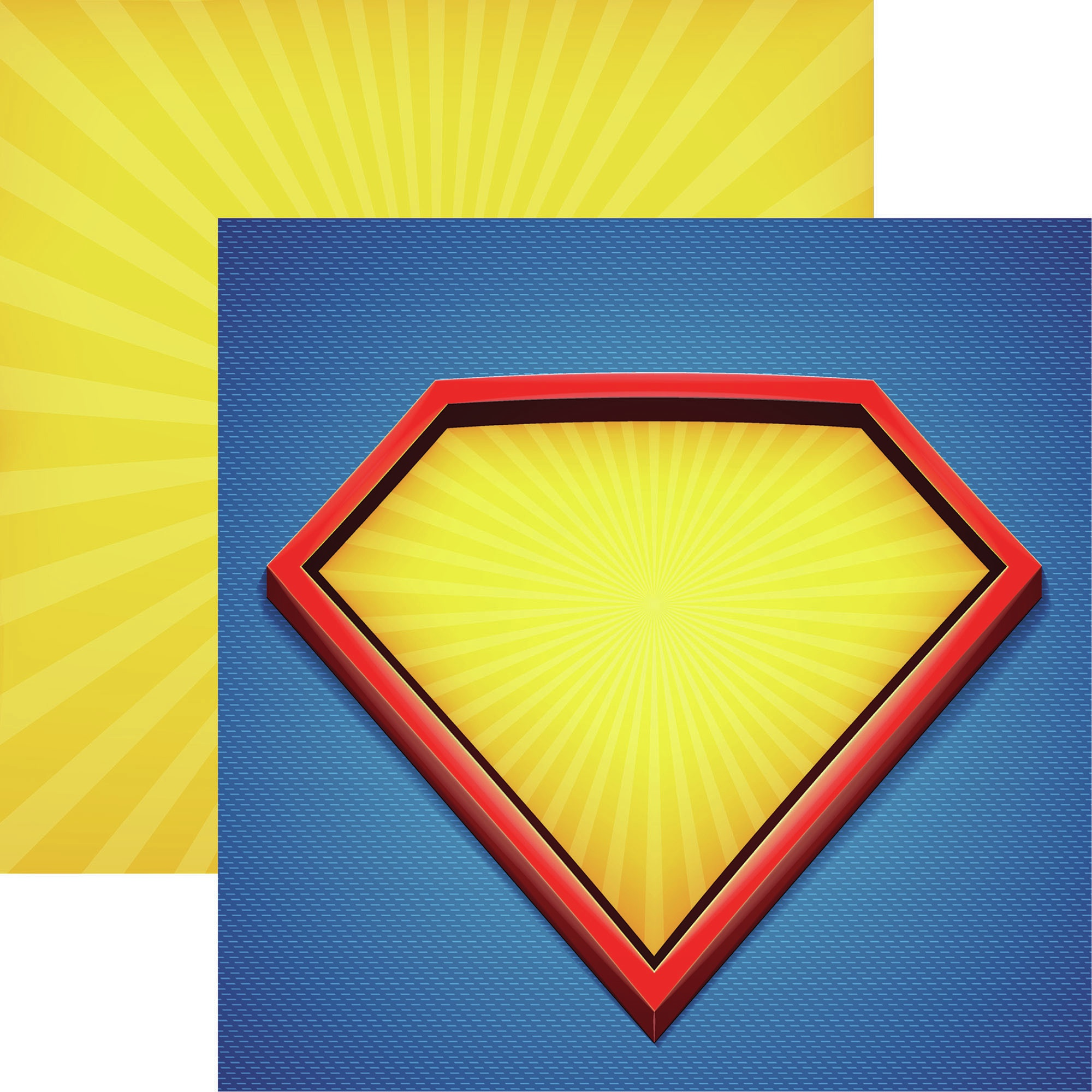 COLLECTION: Hero Double-Sided Cardstock 12X12