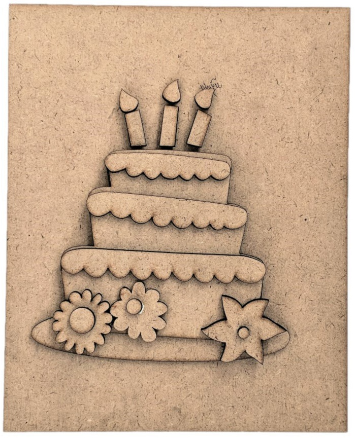 Foundations Decor Magnetic Block Countdown Calendar-Birthday/Wedding